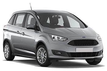 Ford Grand C Max hyrbil