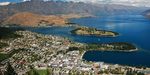 Hyra husbil Queenstown