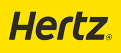 Hertz hyrbil på London Heathrow flygplats